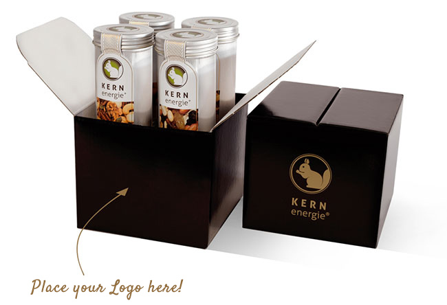 KERNenergie Gift Box: Customizable