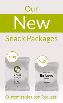 Our New Snack Packages